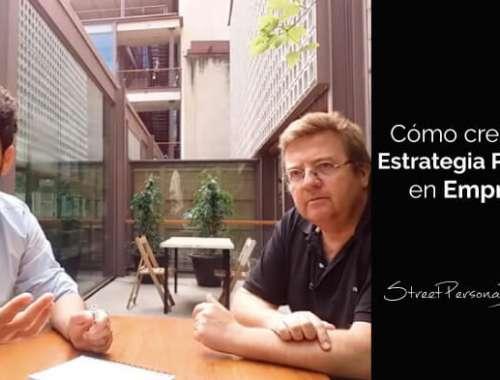 Cómo crear una estrategia personal en empresas