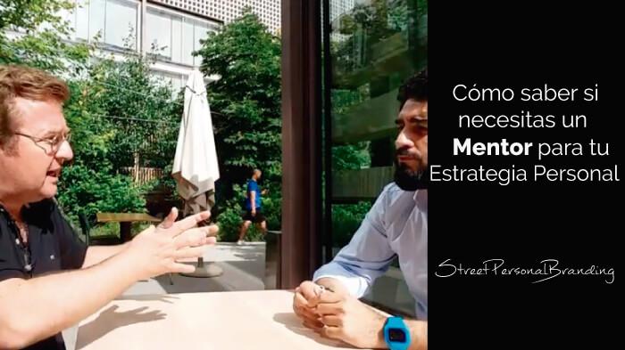 como saber si necesitas un mentor de marca personal