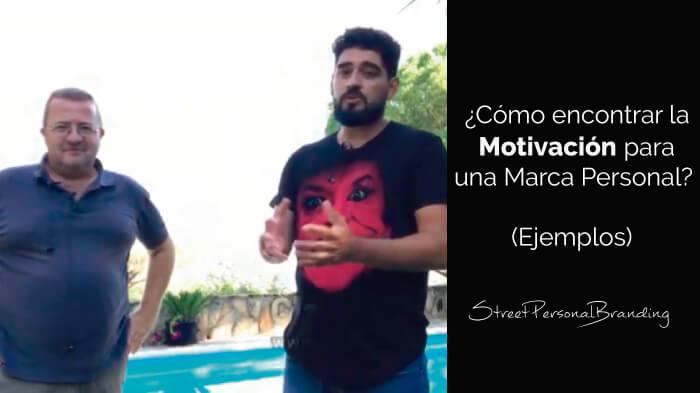 como encontrar la motivacion para una marca personal