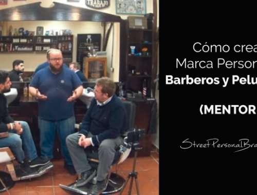 como crear la marca personal de barberos y peluqueros - mentoria
