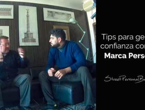 Tips para generar confianza en tu marca personal