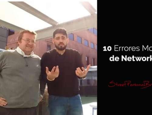 errores de networking que deberías evitar en 2019
