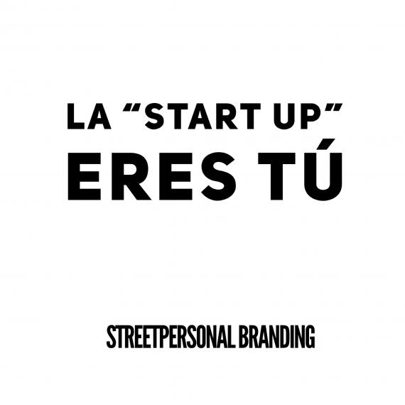 frases para fotos Instagram: La Startup eres tu