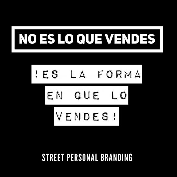 No es lo que vendes, es la forma en que lo vendes - frases para instagram de éxito