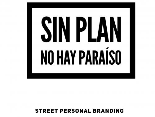 """Descargar fotos de Instagram """"Sin plan no hay paraiso"""""""